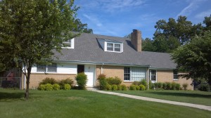 Mulkey home on Bragg Circle