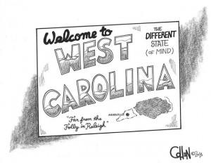 West Carolina