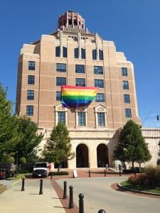 CityHall--LGBTflag