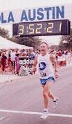 Completing my first marathon