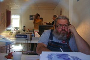 Phone banking in Adams County, Ohio